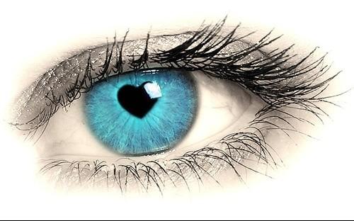 L'œil est le messager du Cœur