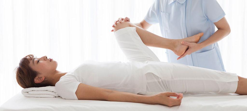 Traitement manuelle des douleurs musculaires