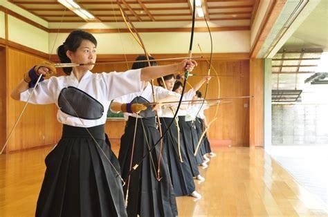 De la voie de l'arc à la voie du shiatsu